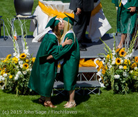 7122 Vashon Island High School Graduation 2015 061315