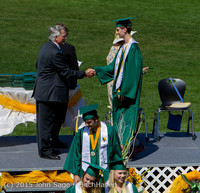 7128 Vashon Island High School Graduation 2015 061315