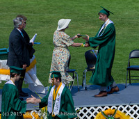 7133 Vashon Island High School Graduation 2015 061315