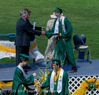 7135 Vashon Island High School Graduation 2015 061315