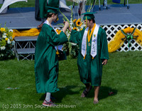 7137 Vashon Island High School Graduation 2015 061315