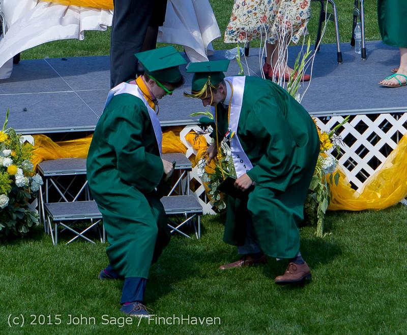 7150 Vashon Island High School Graduation 2015 061315