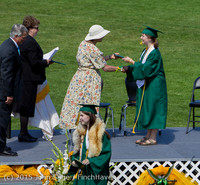 7157 Vashon Island High School Graduation 2015 061315