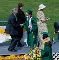7162 Vashon Island High School Graduation 2015 061315