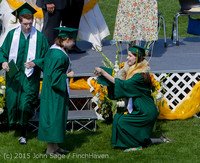 7169 Vashon Island High School Graduation 2015 061315