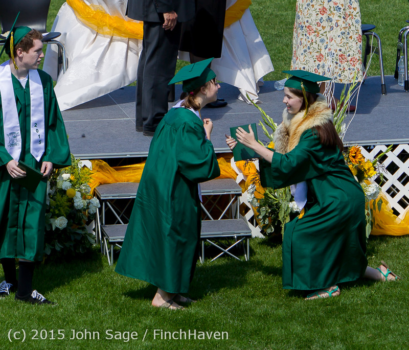 7171 Vashon Island High School Graduation 2015 061315