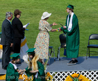 7172 Vashon Island High School Graduation 2015 061315