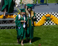 7175 Vashon Island High School Graduation 2015 061315
