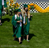7177 Vashon Island High School Graduation 2015 061315