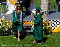 7190 Vashon Island High School Graduation 2015 061315