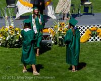 7205 Vashon Island High School Graduation 2015 061315