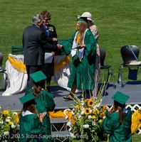 7211 Vashon Island High School Graduation 2015 061315