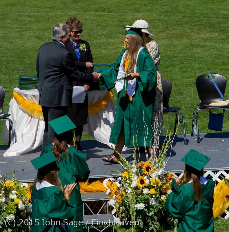 7211 Vashon Island High School Graduation 2015 061315