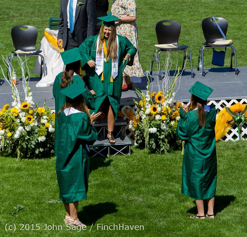 7213 Vashon Island High School Graduation 2015 061315