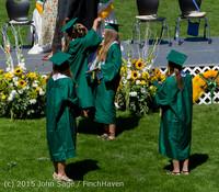 7216 Vashon Island High School Graduation 2015 061315