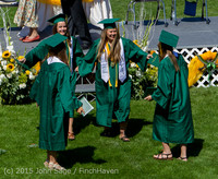 7219 Vashon Island High School Graduation 2015 061315