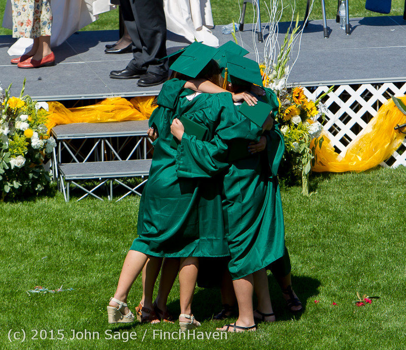 7223 Vashon Island High School Graduation 2015 061315