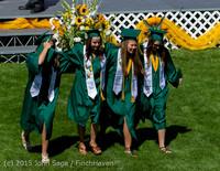 7229 Vashon Island High School Graduation 2015 061315