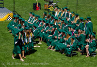 7233 Vashon Island High School Graduation 2015 061315