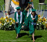 7251 Vashon Island High School Graduation 2015 061315