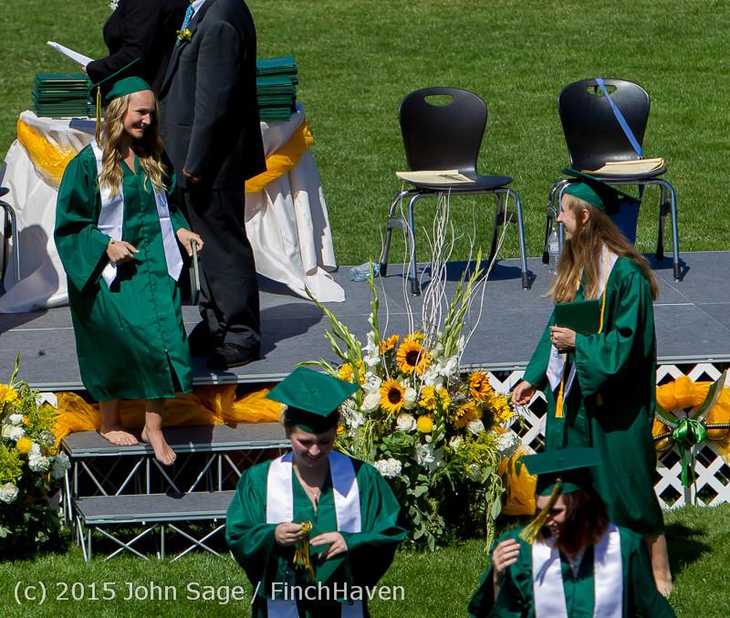 7255 Vashon Island High School Graduation 2015 061315