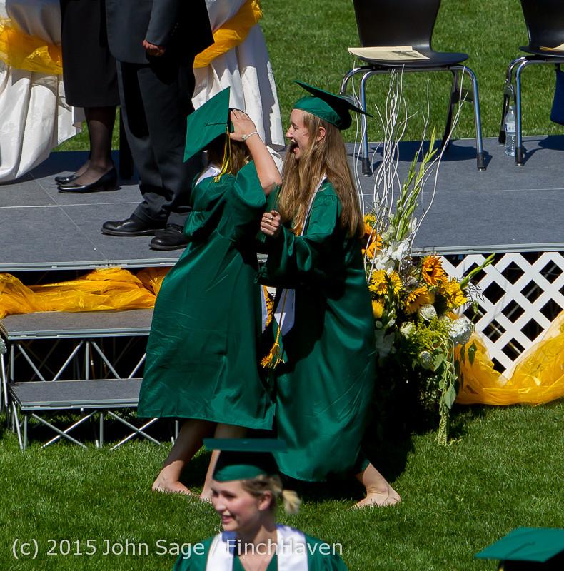 7257 Vashon Island High School Graduation 2015 061315