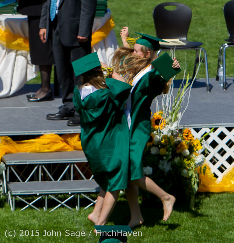 7258 Vashon Island High School Graduation 2015 061315
