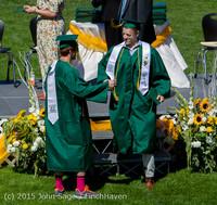 7285 Vashon Island High School Graduation 2015 061315
