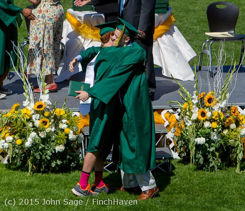 7291 Vashon Island High School Graduation 2015 061315