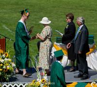 7296 Vashon Island High School Graduation 2015 061315
