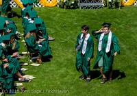 7313 Vashon Island High School Graduation 2015 061315