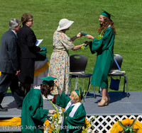 7325 Vashon Island High School Graduation 2015 061315