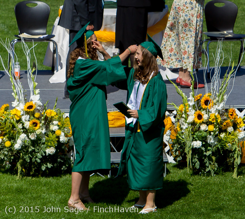 7335 Vashon Island High School Graduation 2015 061315