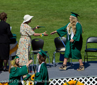 7346 Vashon Island High School Graduation 2015 061315