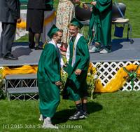 7386 Vashon Island High School Graduation 2015 061315