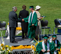 7387 Vashon Island High School Graduation 2015 061315