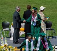 7398 Vashon Island High School Graduation 2015 061315