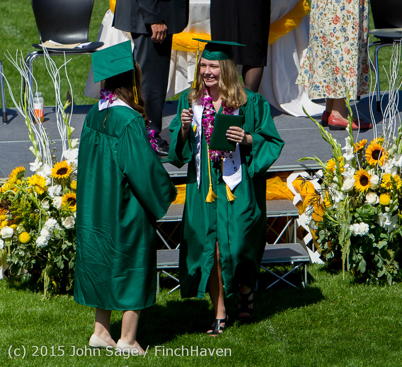 7406 Vashon Island High School Graduation 2015 061315