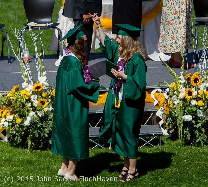 7408 Vashon Island High School Graduation 2015 061315