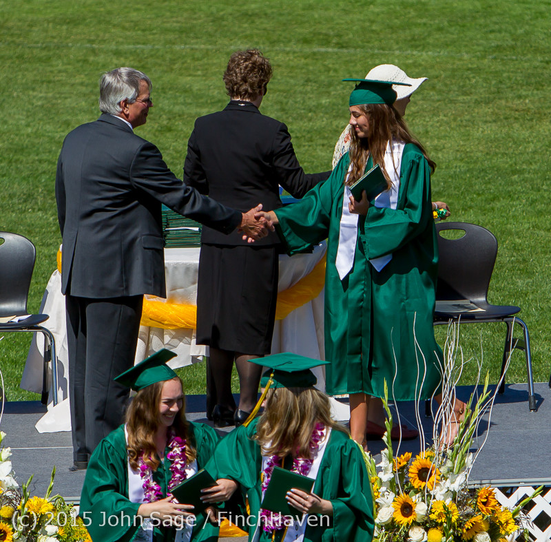 7412 Vashon Island High School Graduation 2015 061315