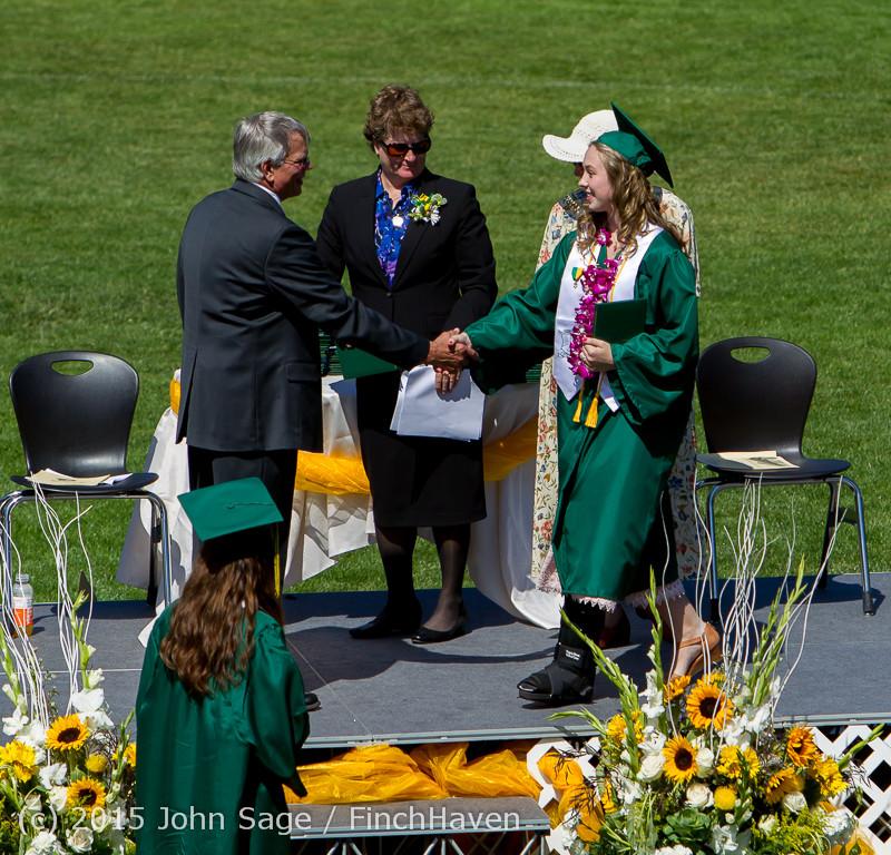 7420 Vashon Island High School Graduation 2015 061315