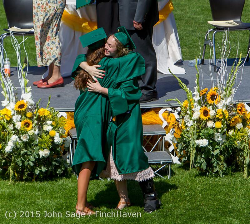 7431 Vashon Island High School Graduation 2015 061315