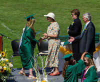 7434 Vashon Island High School Graduation 2015 061315