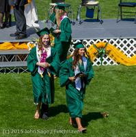 7440 Vashon Island High School Graduation 2015 061315