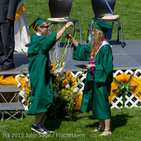 7445 Vashon Island High School Graduation 2015 061315