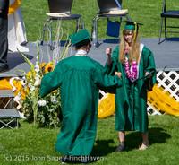 7450 Vashon Island High School Graduation 2015 061315