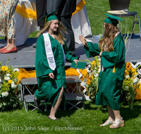 7461 Vashon Island High School Graduation 2015 061315