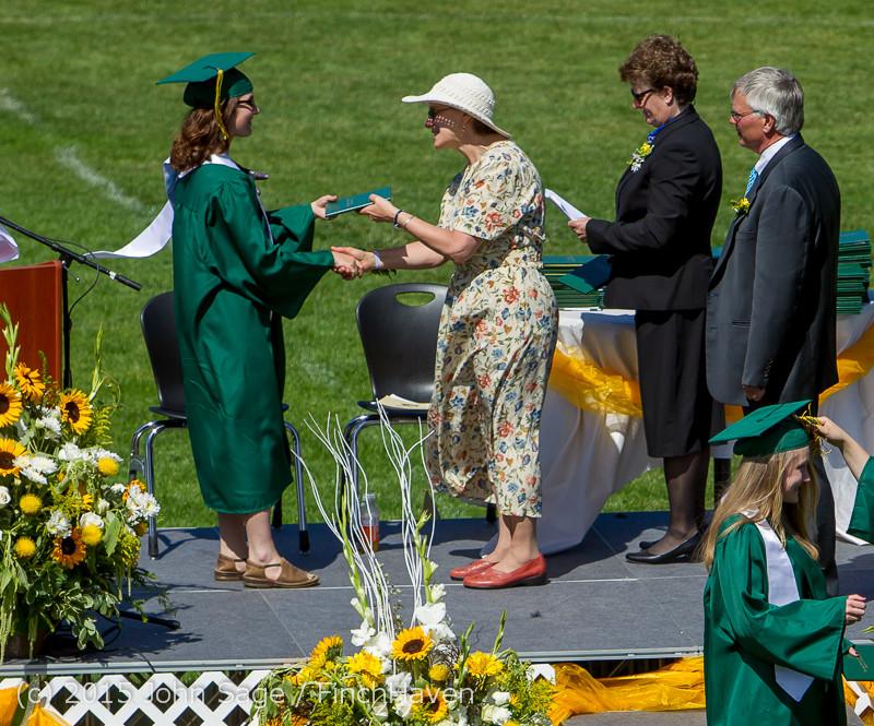 7463 Vashon Island High School Graduation 2015 061315
