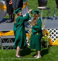 7464 Vashon Island High School Graduation 2015 061315