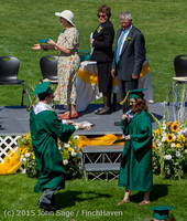 7469 Vashon Island High School Graduation 2015 061315